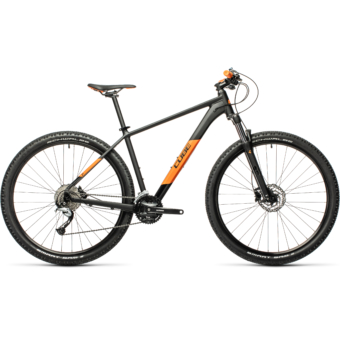 "CUBE AIM SL BLACK´N´ORANGE 29"" 2021"