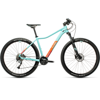"CUBE  ACCESS WS PRO ICEBLUE´N´ORANGE 27,5"" 2021"
