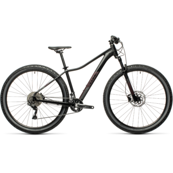 "CUBE  ACCESS WS RACE BLACK´N´HAZYPURPLE 29"" 2021"