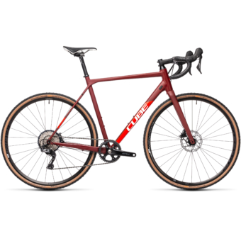 "CUBE CROSS RACE SL RED´N´RED 28"" 2021"