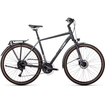 "CUBE TOURING EXC IRIDIUM´N´WHITE 28"" 2021"