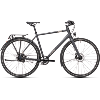 "CUBE TRAVEL SL IRIDIUM´N´SILVER 28"" 2021"