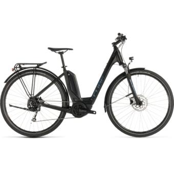 CUBE  TOURING HYBRID ONE 500 Easy Entry Női Elektromos Trekking Kerékpár 2019
