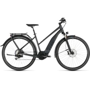 CUBE TOURING HYBRID SL 500 Trapeze Női Elektromos Trekking Kerékpár 2019