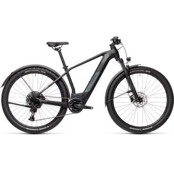 CUBE REACTION HYBRID PRO 625 ALLROAD black´n´grey Férfi Elektromos MTB Kerékpár 2021
