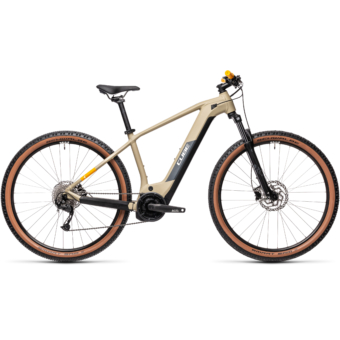 Cube Reaction Hybrid Performance 625 desert´n´orange Férfi Elektromos MTB Kerékpár 2021