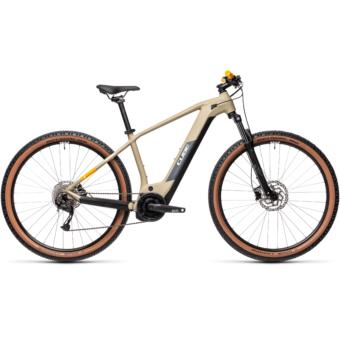 Cube Reaction Hybrid Performance 625 desert´n´orange Férfi Elektromos MTB Kerékpár 2021