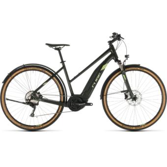 CUBE  CROSS HYBRID Exc 500 Allroad Trapeze Női Elektromos Cross Trekking Kerékpár 2019 - Több Színben