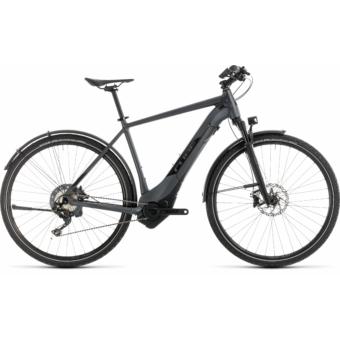 CUBE  CROSS HYBRID SL 500 Allroad Férfi Elektromos Cross Trekking Kerékpár 2019