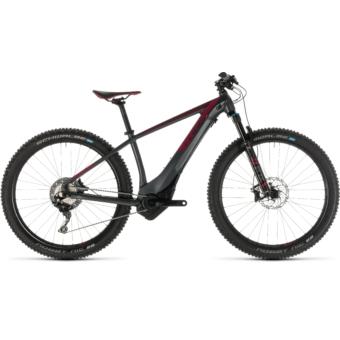 CUBE ACCESS HYBRID SLT 500 27,5 Női Elektromos MTB Kerékpár 2019