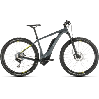 CUBE  REACTION HYBRID Race 500 27,5 Férfi Elektromos MTB Kerékpár 2019 - Több Színben