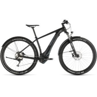 CUBE REACTION HYBRID Exc 500 Allroad 29 Férfi Elektromos MTB Kerékpár 2019