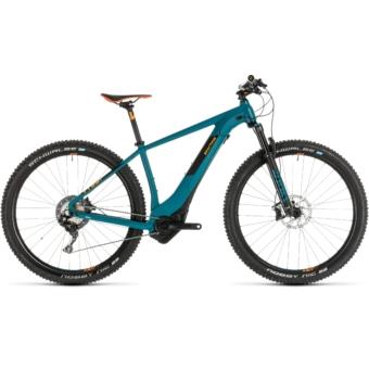 CUBE REACTION HYBRID SLT 500 29 Férfi Elektromos MTB Kerékpár 2019 - Több Színben