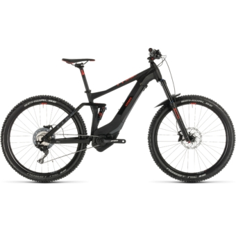 CUBE STEREO HYBRID 140 Pro 500 27,5 Férfi Elektromos Összteleszkópos MTB Kerékpár 2019 - Több Színben