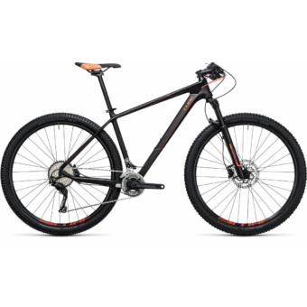 """CUBE REACTION GTC 2X 29"""" Férfi MTB Kerékpár 2017"""