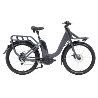 "Gepida Cargo 26"" W Alfine 8 Elektromos Cargo Kerékpár 2021"