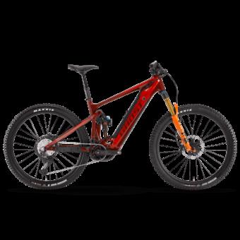 GHOST E-Riot Trail Pro Férfi Elektromos Összteleszkópos Enduró MTB Kerékpár 2021