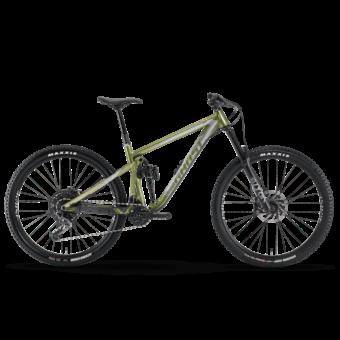 GHOST Riot Allmountain Universal Férfi Összteleszkópos MTB Kerékpár 2021