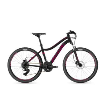 GHOST Lanao Base 26 Midnight Black / Electric Purple / Red 2021