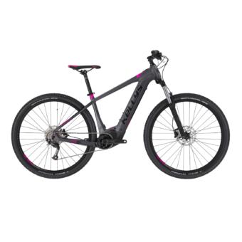 """KELLYS Tayen 10 Grey 27.5"""" 630Wh Női Elektromos MTB Kerékpár 2021"""