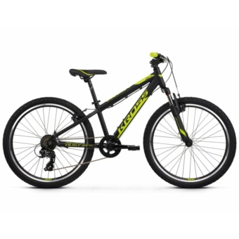 KROSS Dust JR 1.0 black / lime 2021