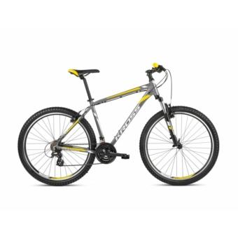 "KROSS Hexagon 2.0 27,5"" graphite / silver / yellow 2021"