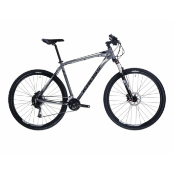 "KROSS Hexagon 8.0 29"" graphite / silver / black 2021"