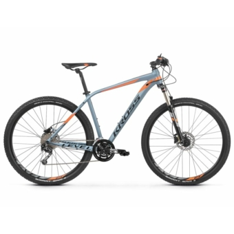 "KROSS LEVEL 4.0 27,5""  gray / orange 2021"