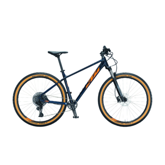 Ktm Ultra Ride 29 eve blue (orange+metallic blue) Férfi MTB Kerékpár 2021