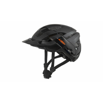 KTM Factory Hybrid Helmet Elektromos Kerékpár Sisak - BLACK
