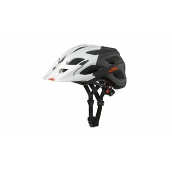 KTM Factory Character II Helmet WHITE / BLACK