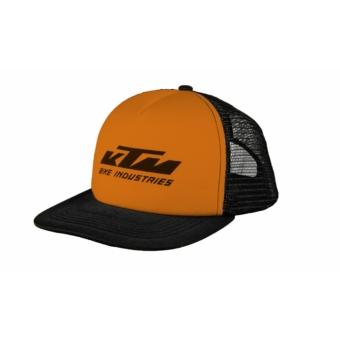 KTM Factory Team Mesh cap ORANGE