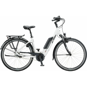 KTM MACINA CENTRAL 8 2020 Uniszex Elektromos Városi Kerékpár