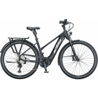 KTM MACINA STYLE XL TRAPÉZ Női Elektromos Trekking Kerékpár 2021