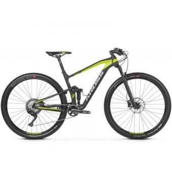 """Kross Earth 3.0 29"""" Férfi Összteleszkópos MTB Kerékpár 2019"""
