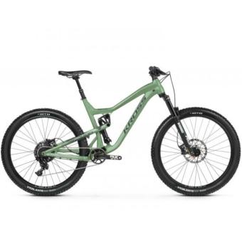 """Kross Moon 1.0 27,5"""" Férfi Összteleszkópos MTB Kerékpár 2019"""