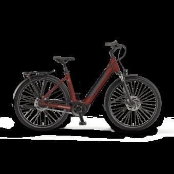 """Winora Sinus N5 Wave i625 27.5"""" Unisex Elektromos Városi Kerékpár 2021"""