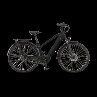 """Winora Sinus R8f i625 27.5"""" TRAPÉZ Női Elektromos Városi Kerékpár 2021"""