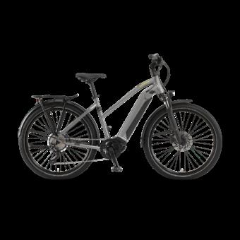 """Winora Sinus iX10 i500 27.5"""" TRAPÉZ Női Elektromos Trekking Kerékpár 2021"""