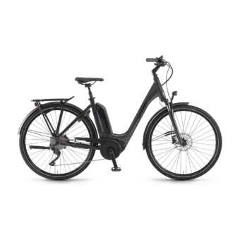 "Winora Tria 10 500 28"" EASY ENTRY Unisex Elektromos Trekking Kerékpár 2021"