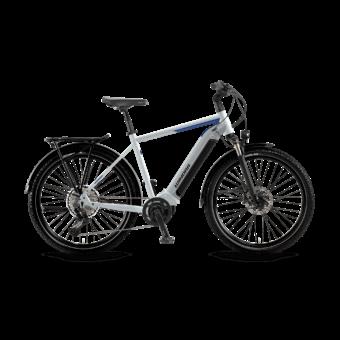 """Winora Yucatan 12 i630 27.5"""" Férfi Elektromos Trekking Kerékpár 2021"""