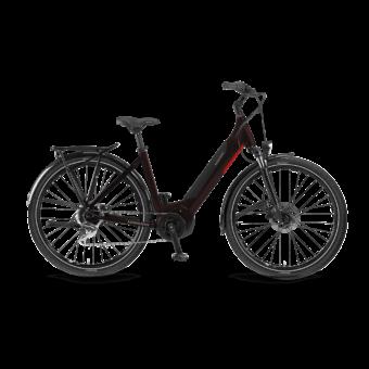 "Winora Yucatan 9 i500 28"" EASY ENTRY Unisex Elektromos Trekking Kerékpár 2021"