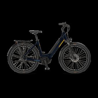 "Winora Yucatan R8f i500 28"" EASY ENTRY Unisex Elektromos Városi Kerékpár 2021"