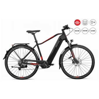 Gepida Alboin Pro Man XT 12 500 2021 elektromos kerékpár