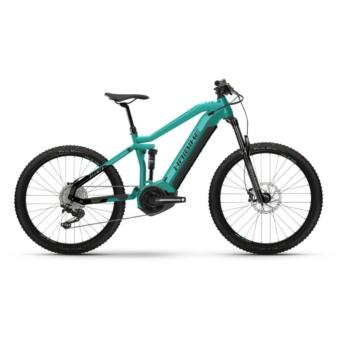 Haibike AllMtn 1 Blue Férfi Elektromos Összteleszkópos MTB Kerékpár 2021