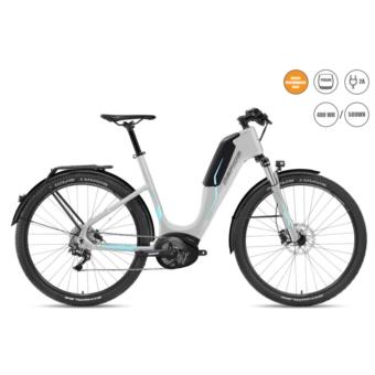 Gepida Berig TR Deore 10 500 2021 elektromos kerékpár