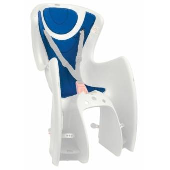 Okbaby háttámlapárna (Body Guard) szivacs kerékpáros gyermeküléshez [kék]