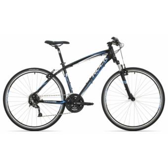 Rock Machine Crossride 350 cross kerékpár fekete