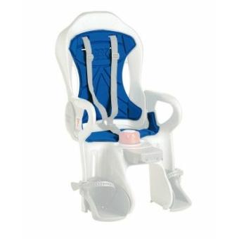 Okbaby háttámlapárna (Sirius) szivacs kerékpáros gyermeküléshez [kék]