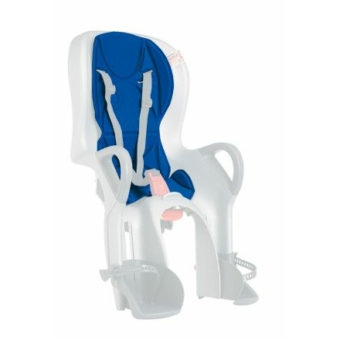 Okbaby háttámlapárna (10+) szivacs kerékpáros gyermeküléshez [kék]